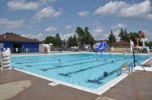 Monticello Wisconsin Community Pool